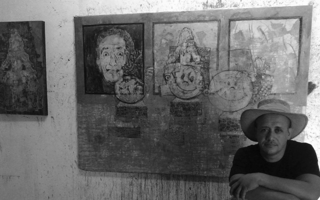 Artesanos Autenticos – Cristian Tiburcio: ceramista y escultor