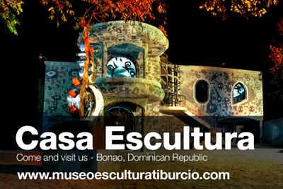 Casa Escultura Tiburcio - Visitanos